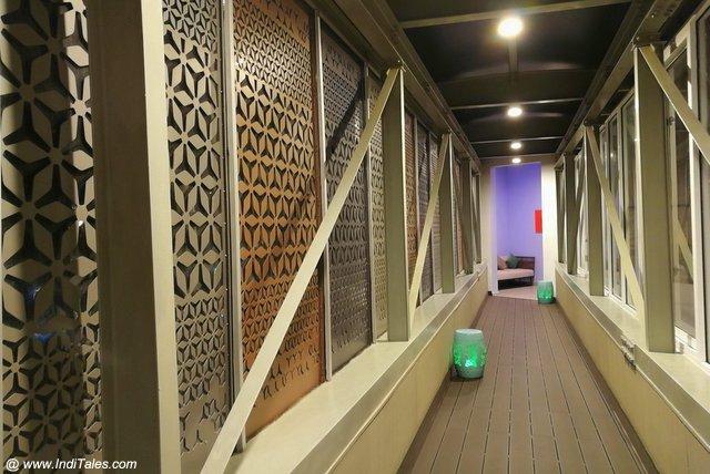 Corridors at Amari Galle