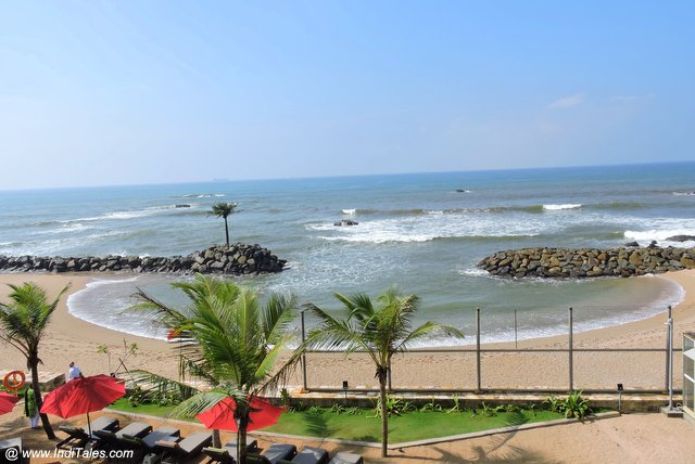 View from room of Amari Galle