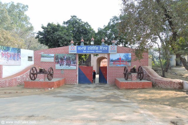 Bahadurgarh Fort - Places to visit in Patiala
