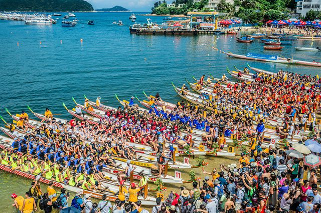 Dragon Boat Festival - Hong Kong