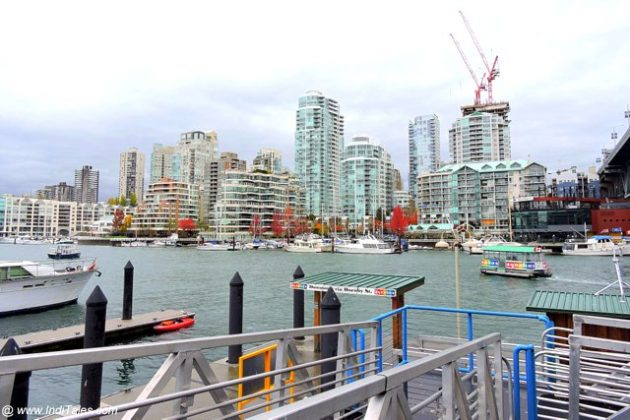 False Creek - Granville Island