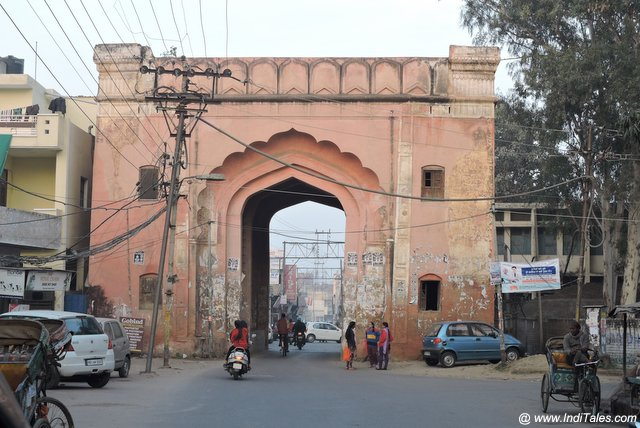 Gates of Patiala - Punjab