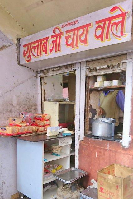 Gulab Ji Chai Shop, Jaipur