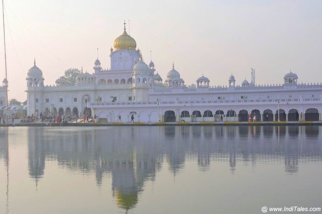 Sarovar at Gurudwara Dukh Niwaran Sahib - Places to visit in Patiala