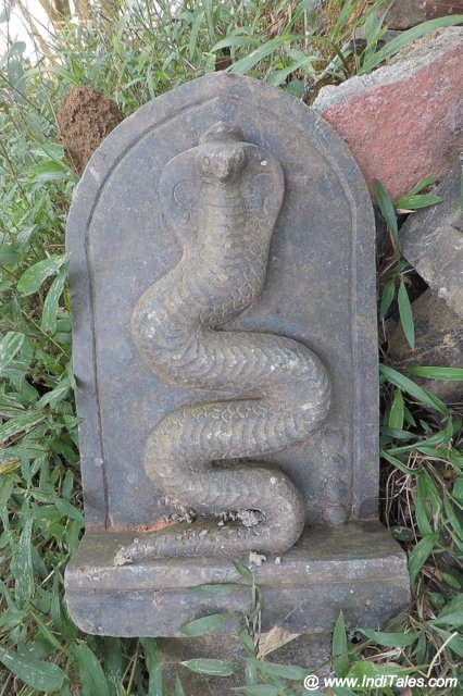 Naga Stone at Sahasralinga, Sirsi
