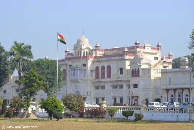 Old Moti Bagh or National Institute of Sports - Places to visit in Patiala