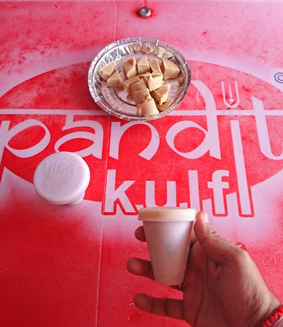 Pandit Kulfi - Relish Street Food in Jaipur