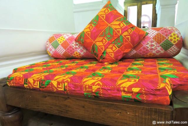Phulkari Cushions
