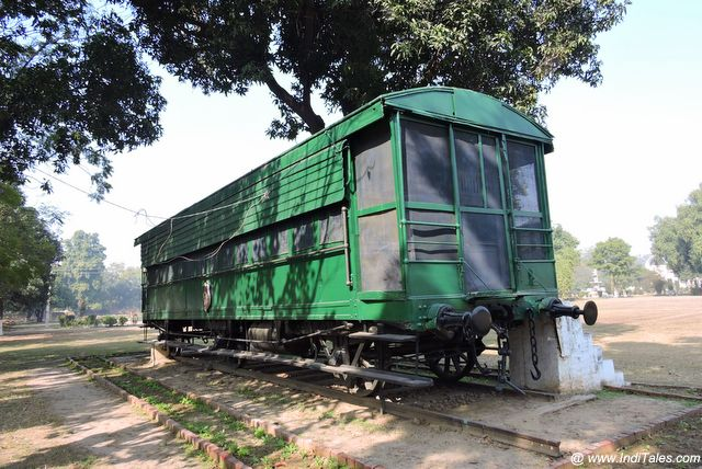 Old wagon tells the Maharaja Tales - Places to visit in Patiala