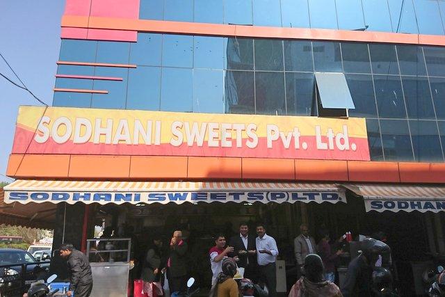 Sodhani Sweets, Jaipur