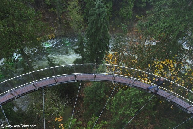 Cliff Walk - Capilano Suspension Bridge Park