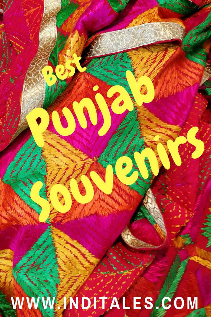 Best Punjab Souvenirs to Buy