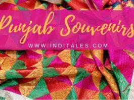 Punjab Souvenirs - What to buy in Punjab