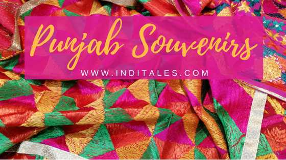 Punjab Souvenirs - What to buy in Punjab
