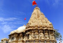 Ancient & Gorgeous Rukmini Temple - Dwarka