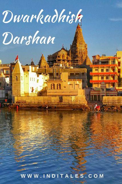 Dwarkadihsh Temple & Gomti River