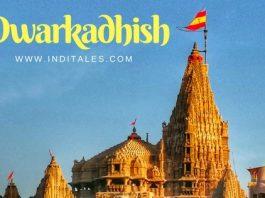 Dwarkadish Temple - Dwarka