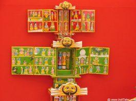 Kavad - the Storytelling Box from Mewar, Rajasthan
