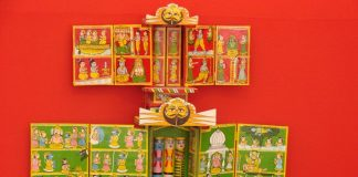 Kavad - the Storytelling Box from Mewar, Rajasthan