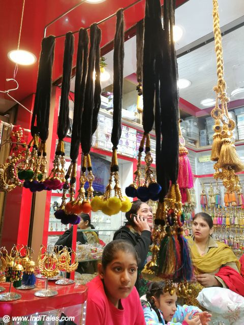 Paranda - must buy souvenirs from Patiala