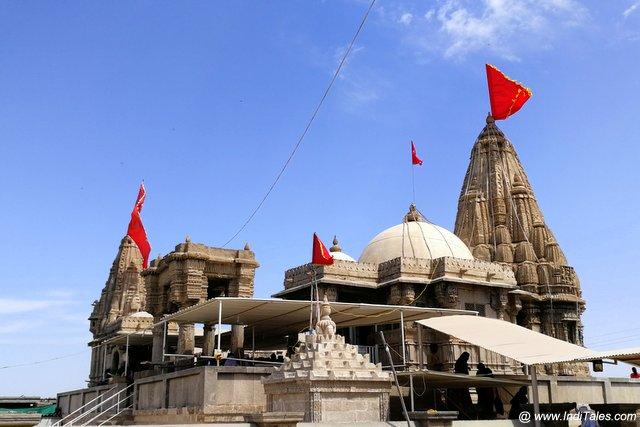 Rukmini Temple - Dwarka