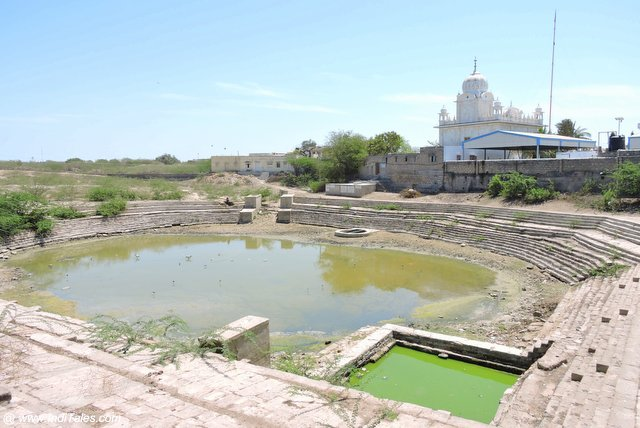 Shankh Sarovar at Bet Dwarka