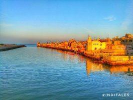 Dwarka - Gomti Sangam