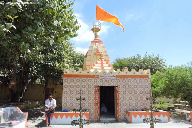 Indreshwar Mahadev Temple where Arjun abducted Subhadra