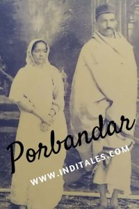 Gandhi and Kasturba