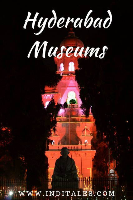 Museums in Hyderabad to explore