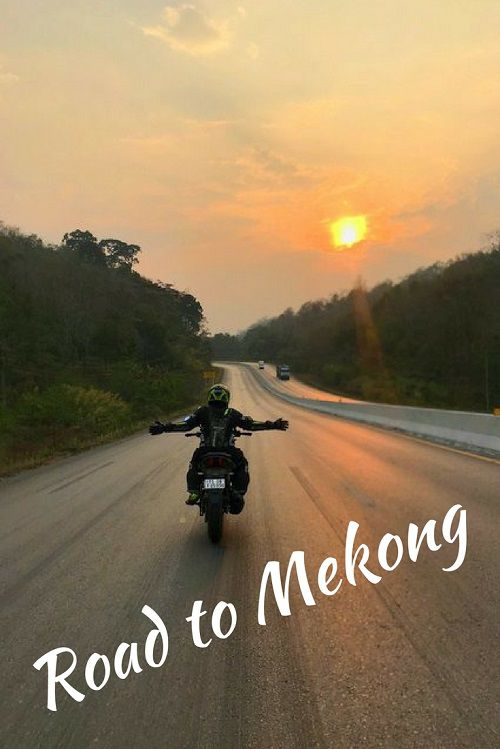 On Road to the Mekong