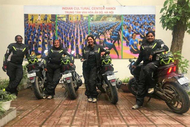 Breaking Borders - The Road to Mekong Girls