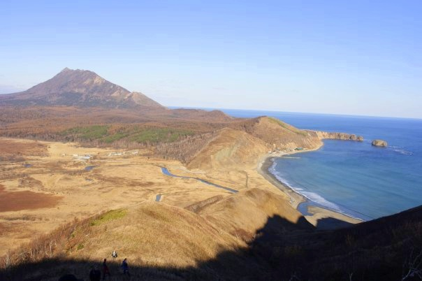 Coastline of Southern Sakhalin