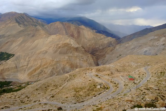 Naked Cold Desert of India - Spiti Valley Road Trip in Himachal Pradesh