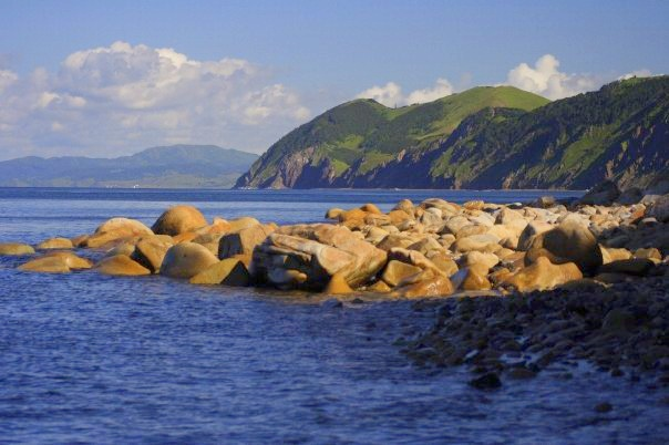 Warm Lakes of Sakhalin Island - Far East Russia