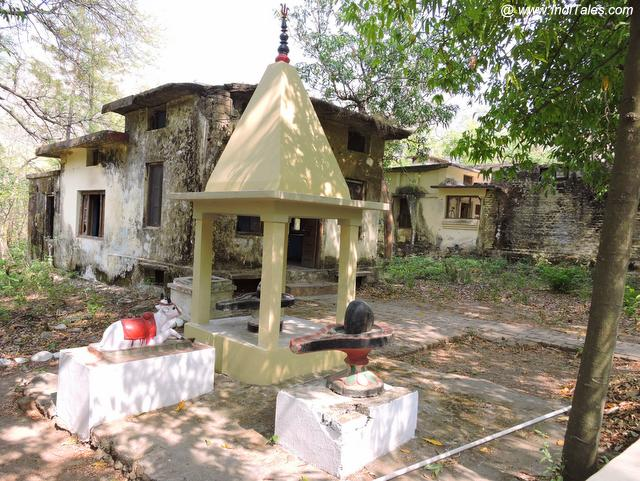 Small Shiva Temple
