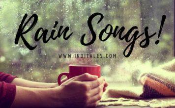 Rain Songs for the Monsoons