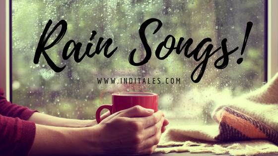 Top 20 Rain Songs From Bollywood - Monsoon Music | Inditales