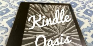 All New Amazon Kindle Oasis