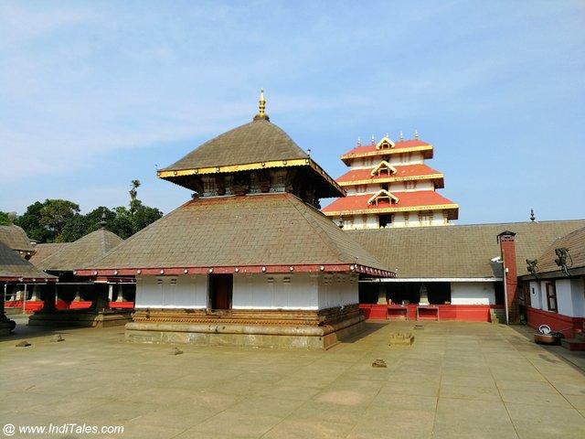 Bhagamandala or Bhagandeshwara temple landscape view