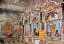 Inside Dash Mahavidya Temple - Kankhal, Haridwar