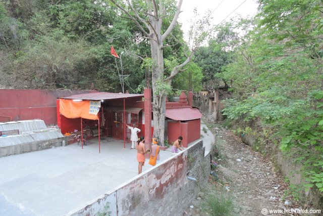 Gauri Kund near Bilkeshwar Mahadev Mandir - Haridwar