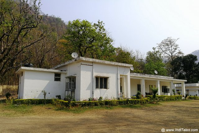 GMVN Tourist Bungalow at Kanvashram