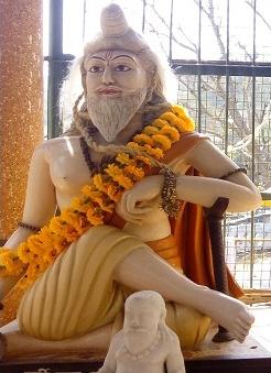 Kanva Rishi Statue