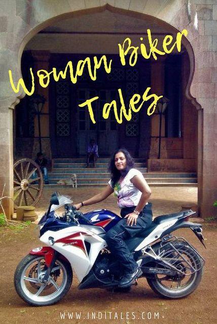 Woman Biker Shilpa Balakrishnan Travel Tales – OMG India
