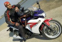 Woamn Biker Shilpa Balakrishnan on her Pan India Solo Ride