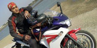 Woamn Biker Shilpa Balakrishnan on her Pan India Solo Ride