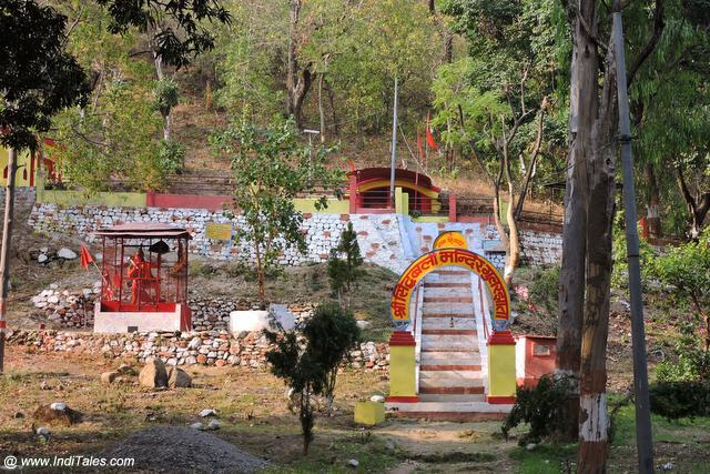 Siddhbali Mandir - Gular Jhala