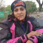 Woman Biker Shilpa Balakrishnan