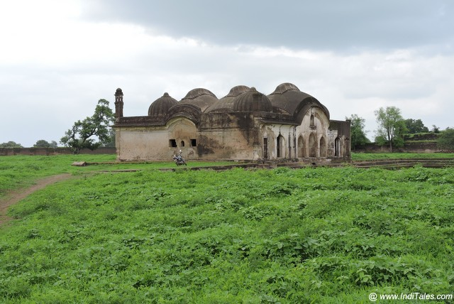 Ahukhana at Jainabad - Burhanpur